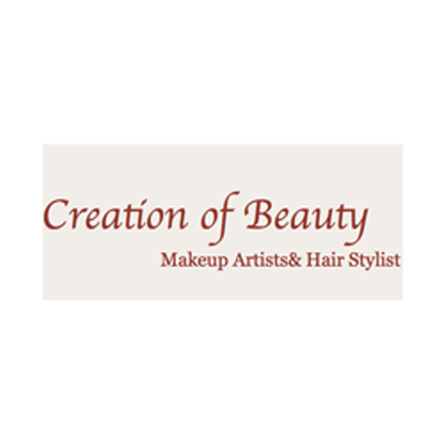 Creation of Beauty logo